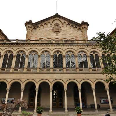 Universidad de Barcelona UB