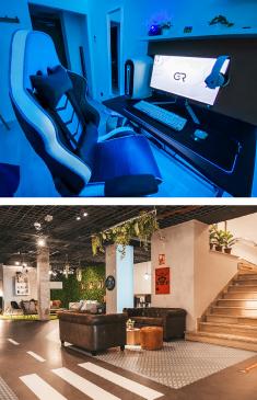 Gaming Residences Madrid