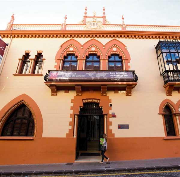 Grados Universidad Europea Canarias