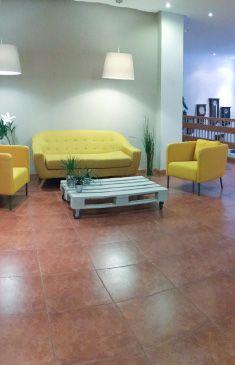 Residencia Universitaria Aula Magna Plaza Liceo