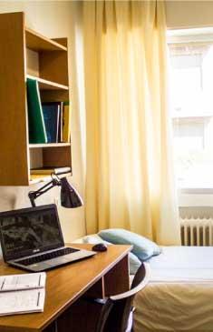 Residencia Universitaria en Madrid Gómez Pardo