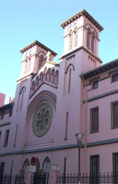 Residencia María Inmaculada