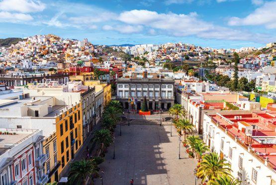 Residencias Las Palmas
