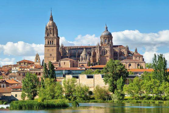 Residencias Salamanca