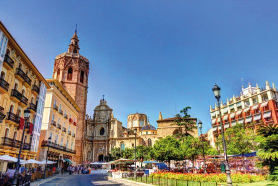 Residencias Valencia