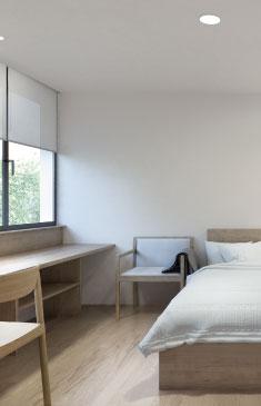 Residencia Micampus Student Hotel