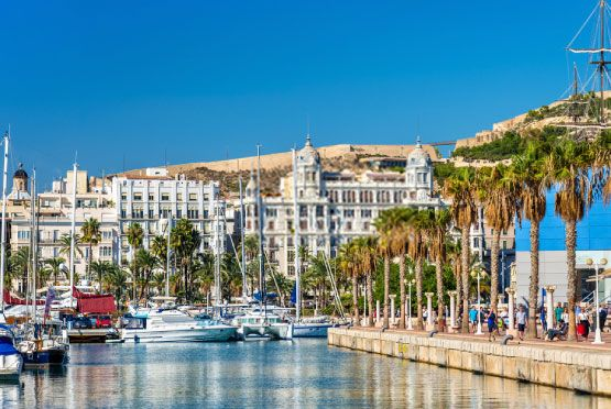 Residencias Alicante