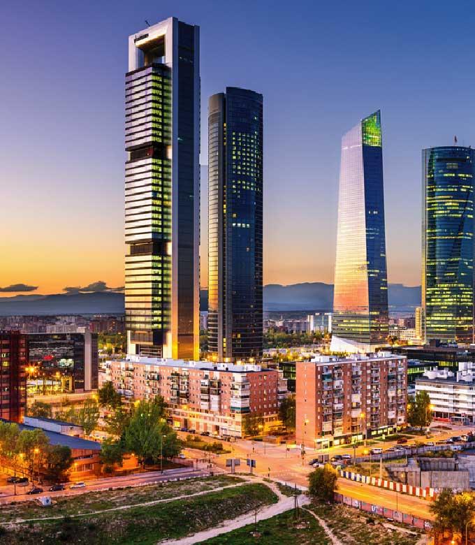 Zona para Vivir en Madrid