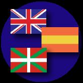 Idioma del Grado Español / Inglés / Euskera