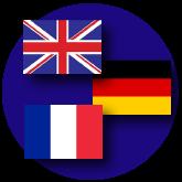 Idioma del Grado Inglés / Francés / Alemán