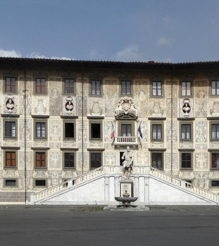 Universidad de Pisa