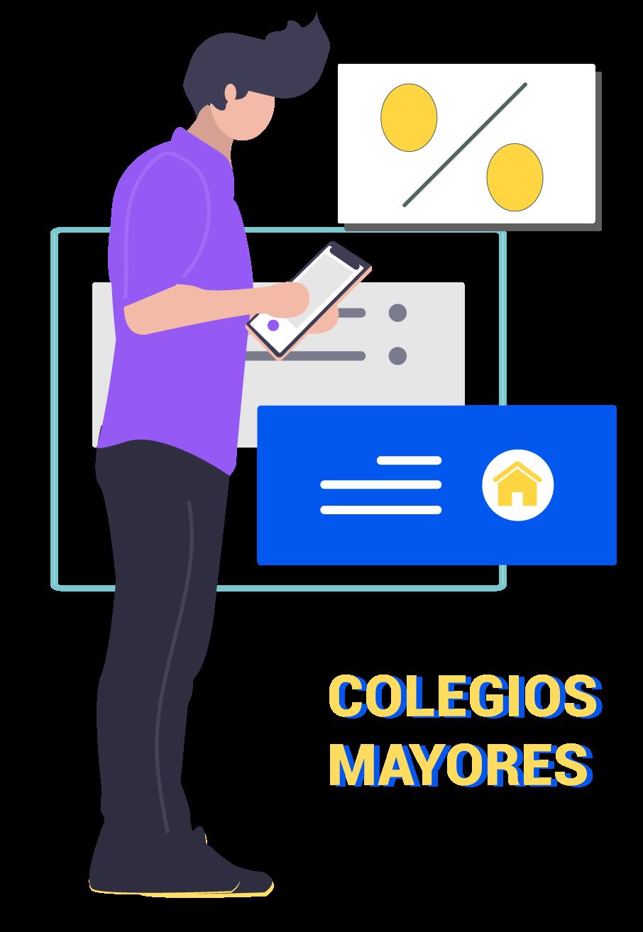 Curiosidades de los Colegios Mayores