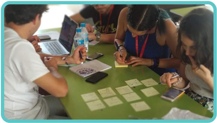 Startup Colegios Mayores
