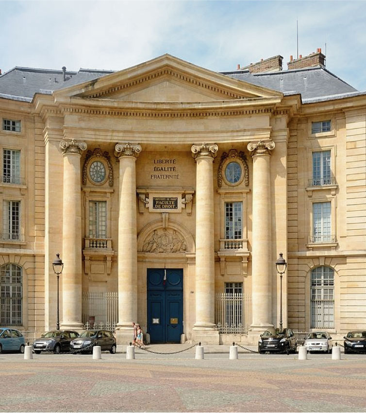 Universidad Panthéon-Sorbonne [París I]